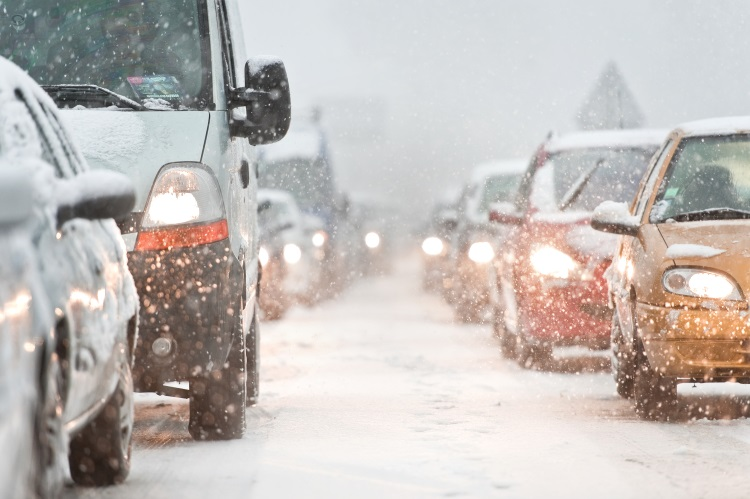 Winter Focus: How to safely drive and maintain your vehicle in the snow, ice and dark