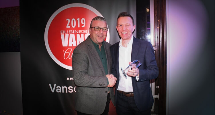 Our big success at the Business Van Awards 2019