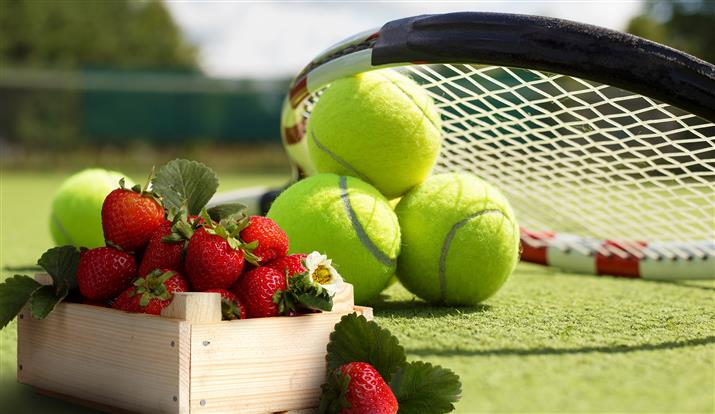 The 'berry' surprising facts about Wimbledon's strawberries