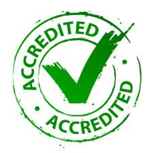 Accredited - to be or not to be?