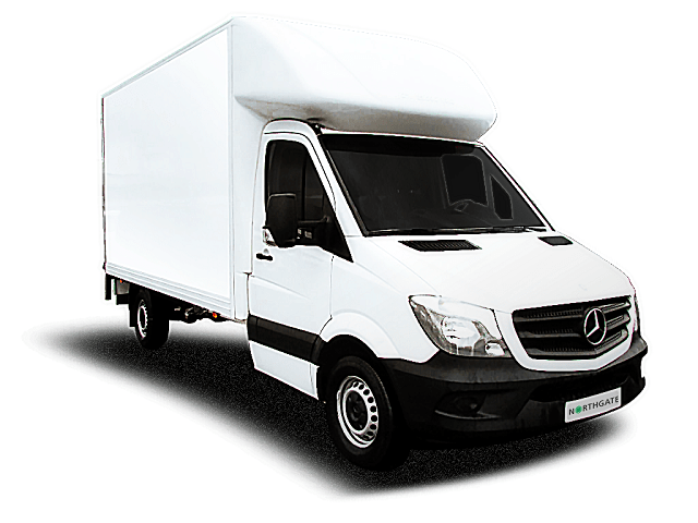 Mercedes Sprinter Luton T/Lift Image