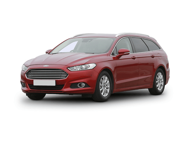 Ford Mondeo Zetec Estate Image